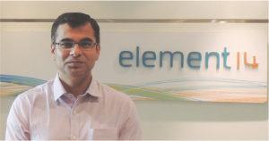 Ravi Pagar | Regional Director for South Asia & ASEAN, element14