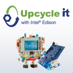 upcycle it element14, intel,
