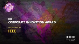 IEEE Corporate Innovation Award