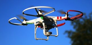Quadcopters and Industrial Drones