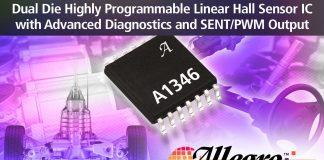 Allegro MicroSystems,integrated circuits ,Advanced Diagnostics,nonautomotive applications