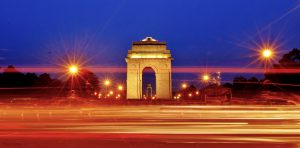 Delhi LED lights India Gate BSES