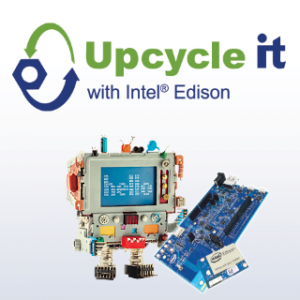 upcycle it element14, intel,