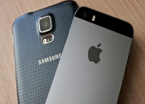 Semiconductor consumer, costumer, Apple Samsung