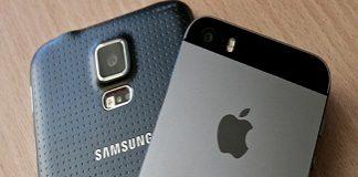 Semiconductor consumer, costumer, Apple Samsung