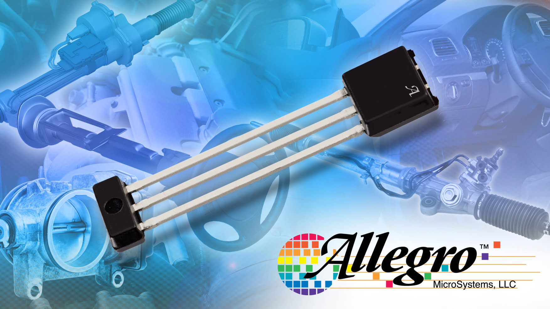 New Programmable Linear Hall Effect Sensor Ic By Allegro Circuit Microsystems