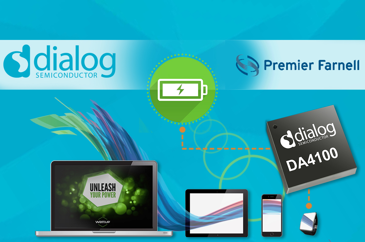 Global Franchise Agreement with Dialog Semiconductor to ...