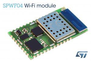 ST-SPWF04-WiFi-module