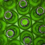 Waste Glass Bottles