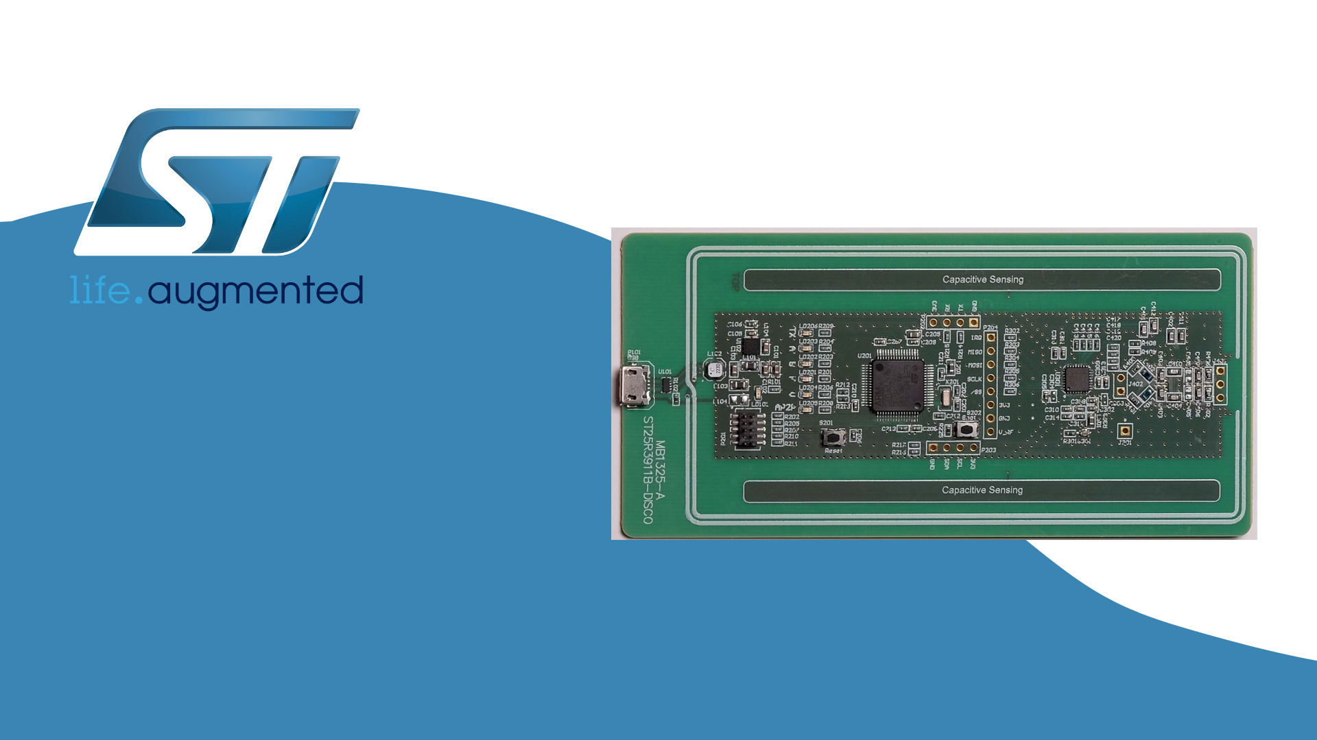 STMicroelectronics unveils Discovery Kit the fusion of NFC reader IC