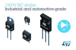 ST- 1200V SiC diodes