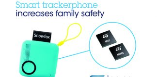 Haltian's Trackerphone for Children and Seniors