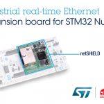 STM32 Nucleo expansion board