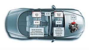 Micro and Mild Hybrid Vehicles