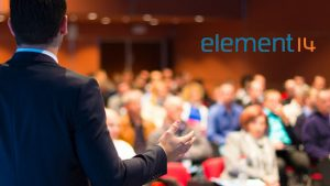 element14 to showcase latest products in the design engineering