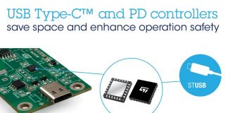 STM USB Type-C Controllers
