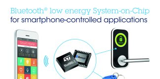 BLE Chip STMicroelectronics