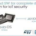 ST and Security Platform cooperate for secure IoT_IMAGE