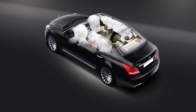 Multiple Airbags