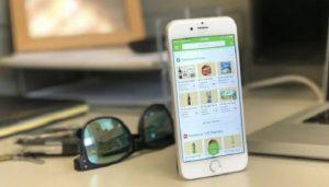 A smartphone app