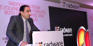 Radware Delhi event
