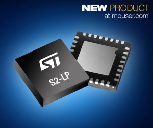 ST Transceiver at Mouser