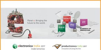 electronica india productronica india 2017