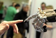 bionic skin robotics