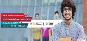 India Innovation Challenge 2017