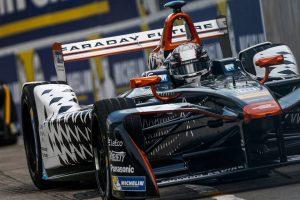 Mouser Electronics Faraday Future Dragon Racing Faraday Future Dragon Racing