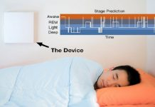 AI devices monitors your sleep