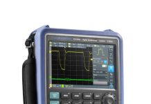 R&S Scope Rider oscilloscope