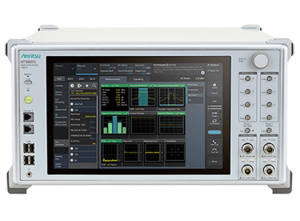 Anritsu's Radio Communication Analyzer
