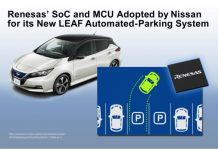 Renesas Electronics High-Performance Automotive Chips
