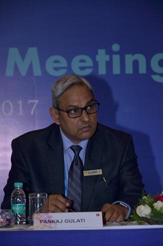 Mr Pankaj Gulati President-elect ELCINA 2017-18