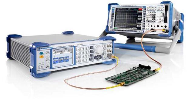 Microwave Rf Signal Generators : Rohde schwarz rf and microwave signal generator