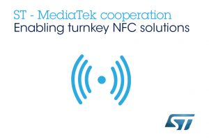 ST MediaTek NFC platform