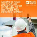 Wideband RF Power-Return-Loss-Measurement-System