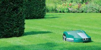 Robotics Mower