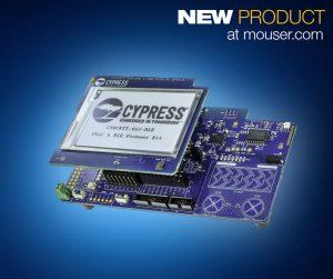 PSoC 6 BLE Pioneer Kit