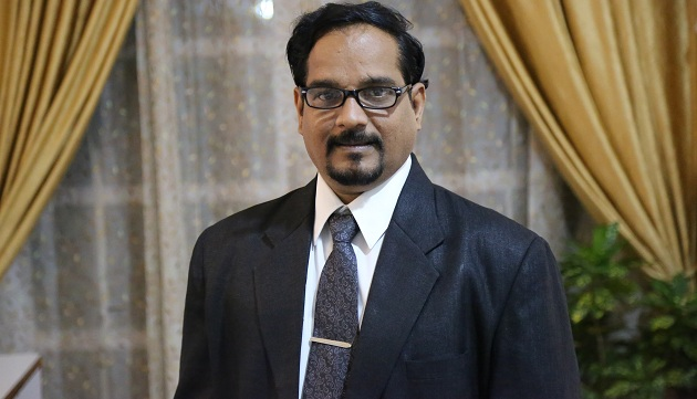 R A Gotur, Director, Hongfa Group, India
