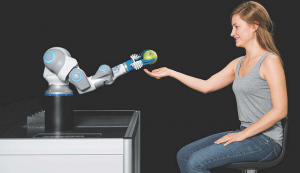 Collaborative Robots are Stepping