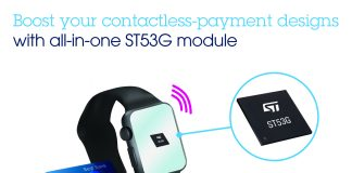 Compact-Contactless-Module NFC