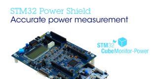 STM32-Power-Shield