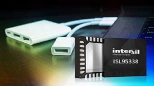 Intersil Voltage Regulator
