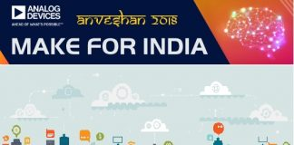 Anveshan 2018 -analog devices
