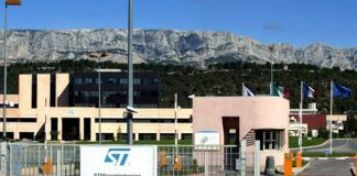 STMicroelectronics Reports 2017