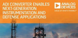 ADI-Converter Defense Applications
