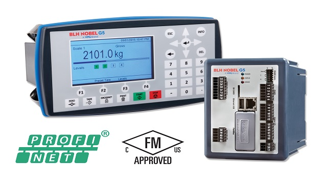 BLH Nobel Announces PROFINET Support, FM Approvals, and New Language Features