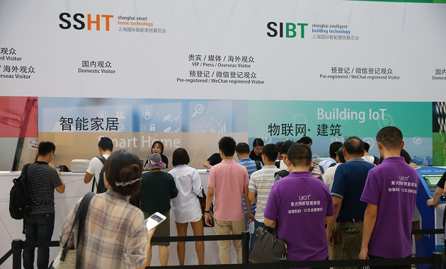 Shanghai Smart Home Technology 2017 concluded with record breaking visitor attendance